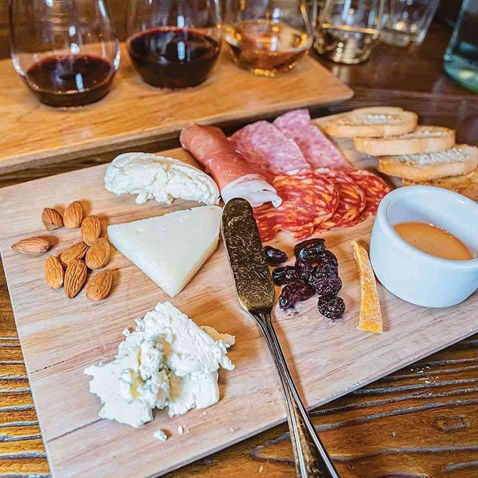 Charcuterie & Cheese Plate