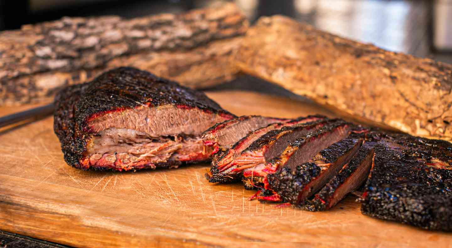 Traditional Texas Style Smoked Brisket