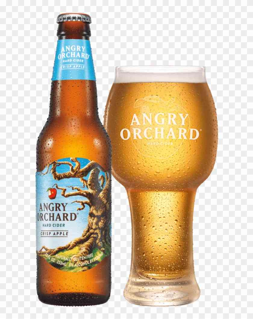 Angry Orchard Crisp Cider