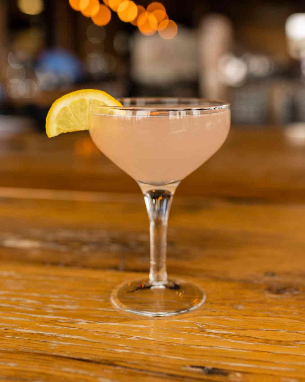 Rhubard Martini