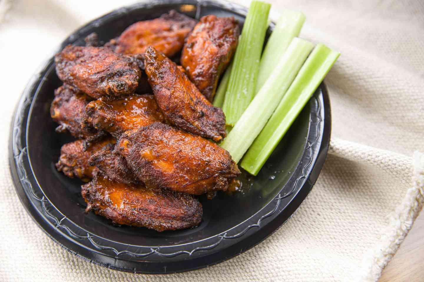 Blake's Smoked Wings