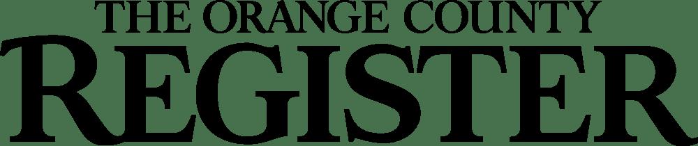 orange country register logo