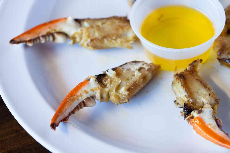 Crab Fingers
