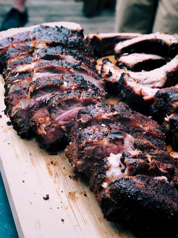 Texas BBQ Feast - 3 Meats