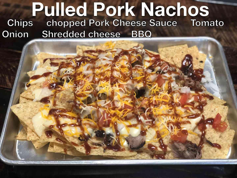 Pulled Pork Nachos