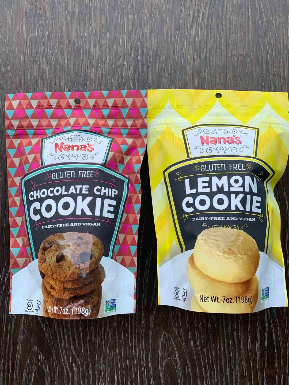 Nana's Gluten Free Cookies