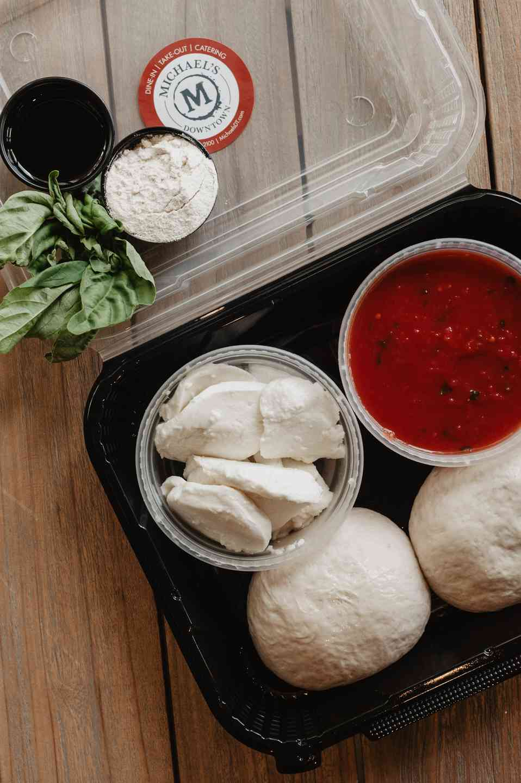 Margherita Pizza Kit