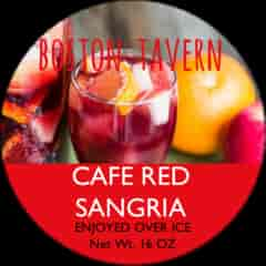 Tavern Red Sangria