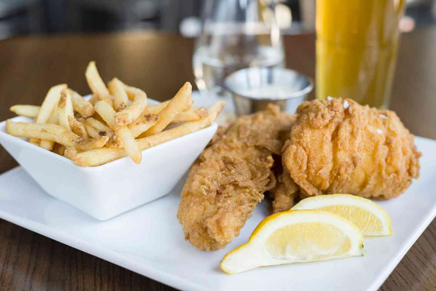 Olde English Fish-N-Chips