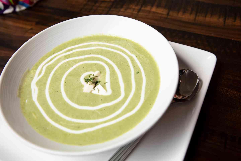 Cilantro Soup