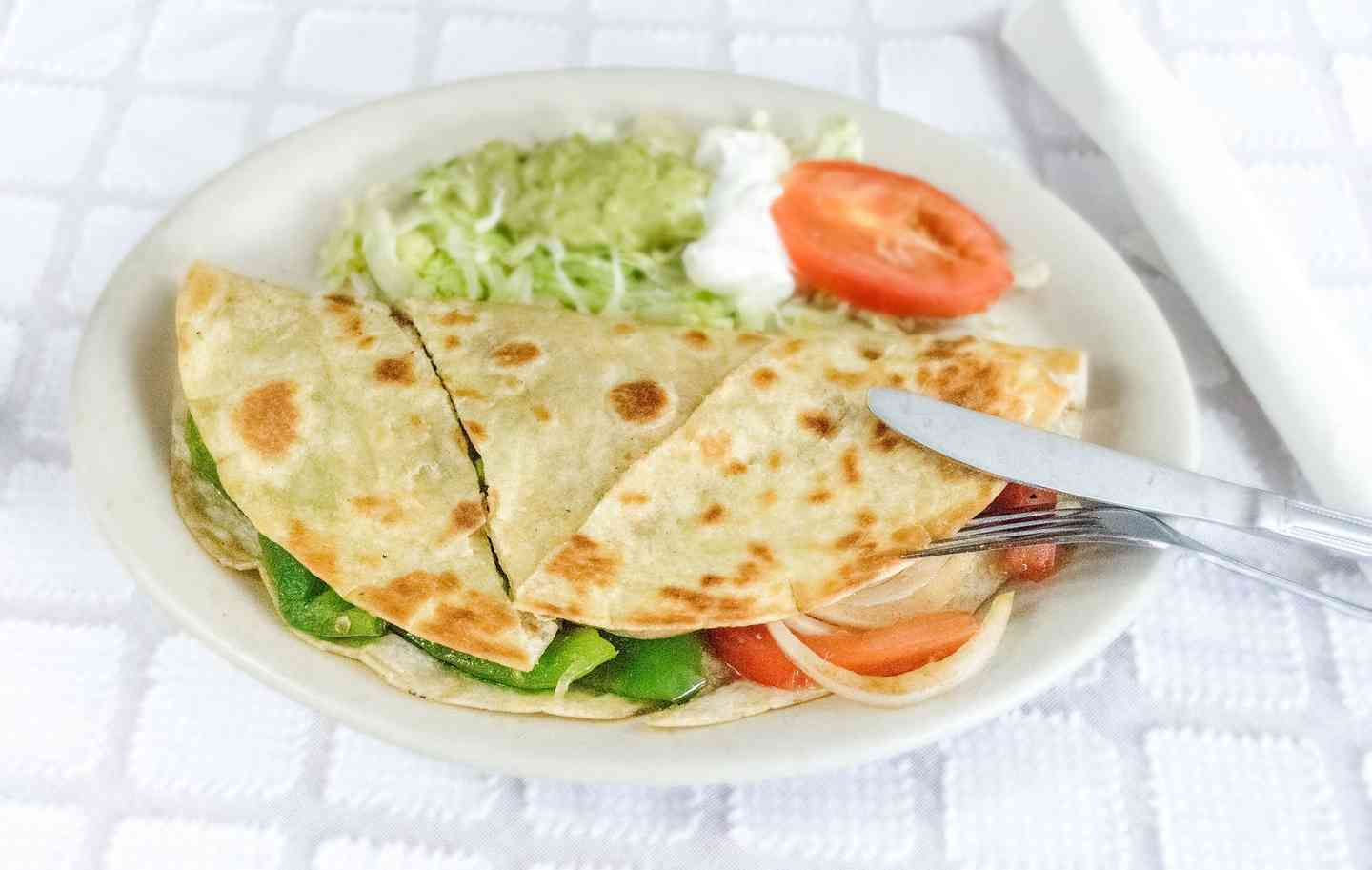 **Quesadilla Mexicana
