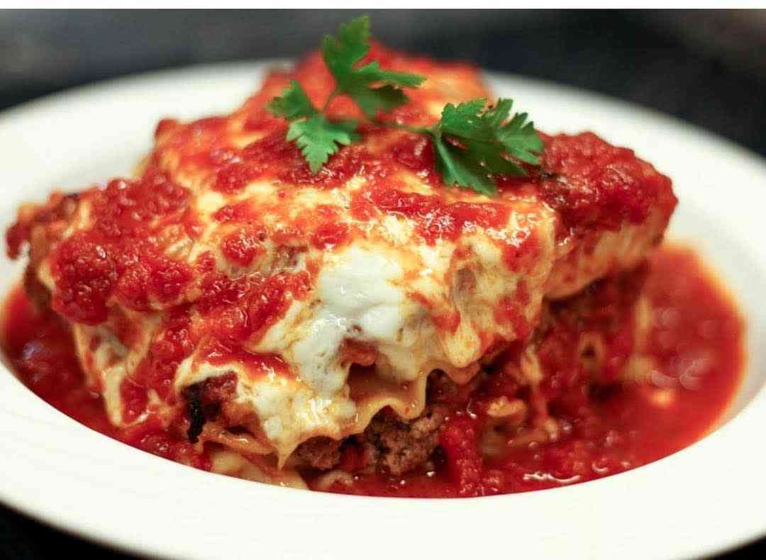 Home Made Lasagna