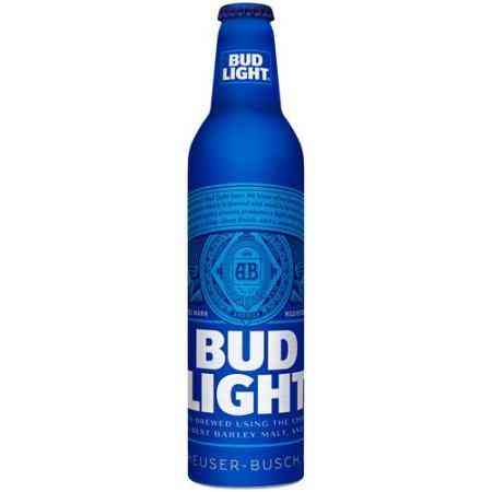 Bud Light 16oz Aluminums