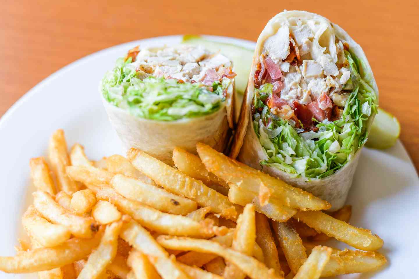 Chicken BLT Ranch Wrap