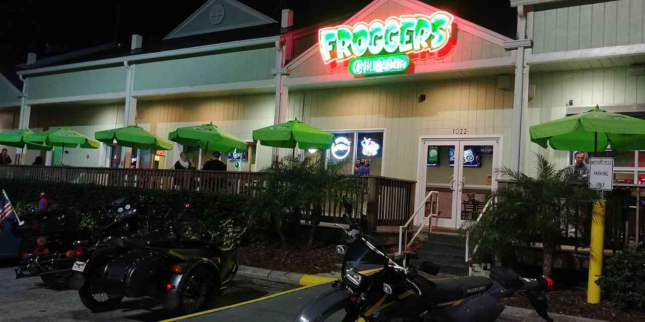 Froggers Altamonte Springs