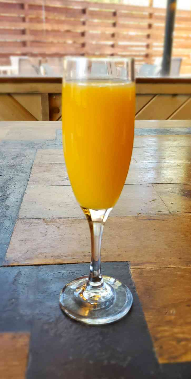 Traditional Mimosa