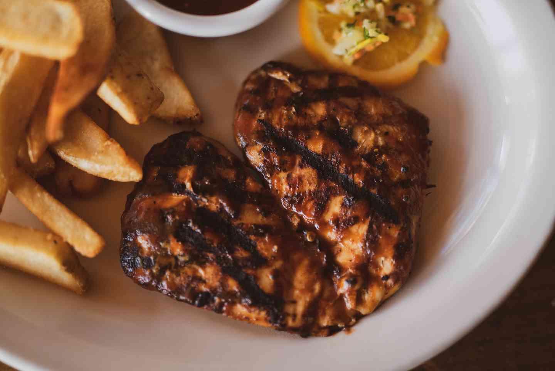 Buckin Bronco BBQ Chicken