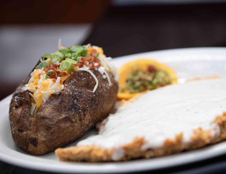 Chuckwagon Chicken Fried Steak