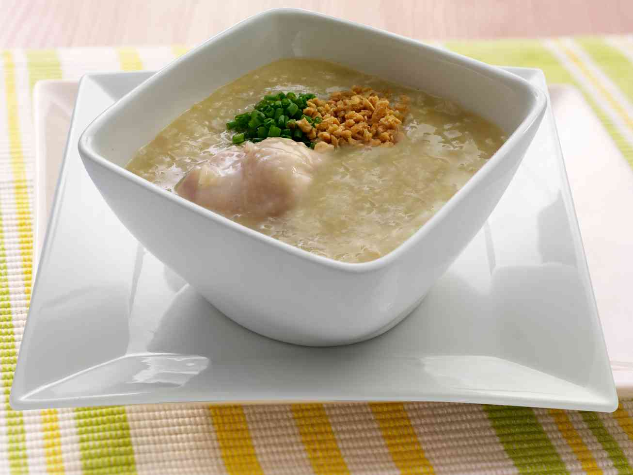 Chicken Arroz Caldo