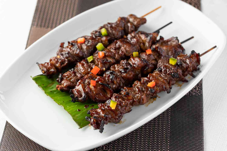 Filipino BBQ Skewers