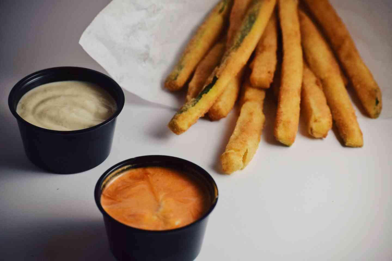 Zucchini Stix