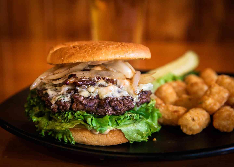 Black & Bleu Burger