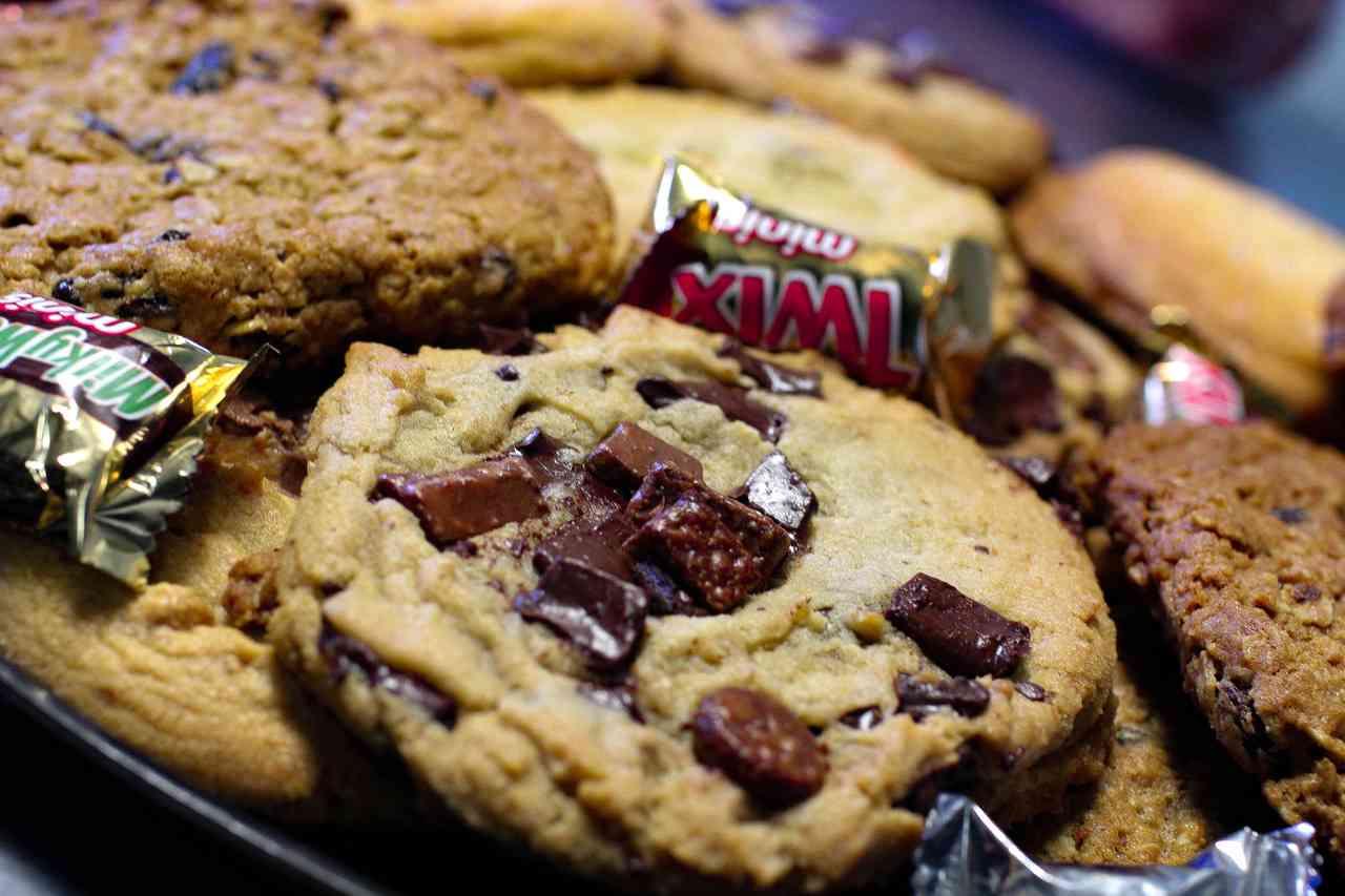 Giant Homemade Cookies