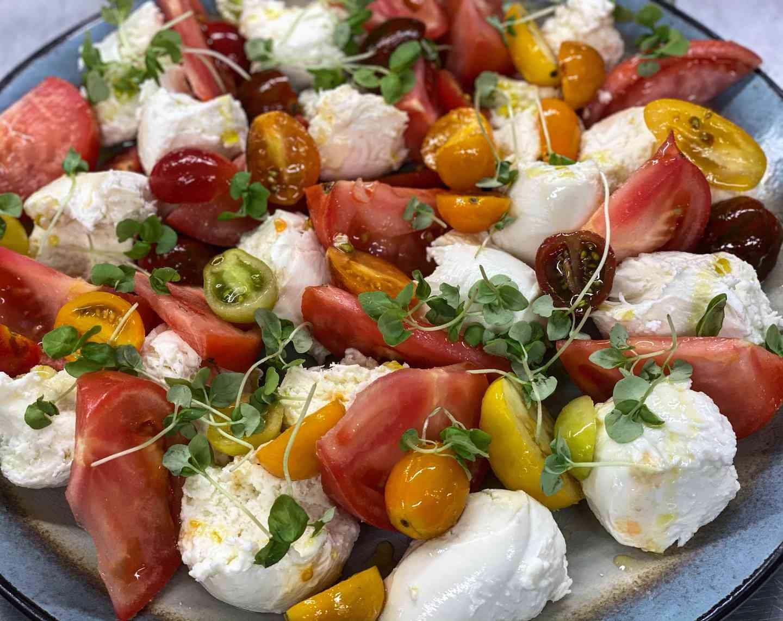 Mozzarella al Pomodoro