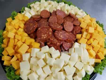 Cheese & Pepperoni Platter