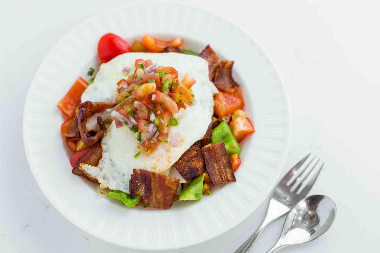 Hearty Breakfast Bowl
