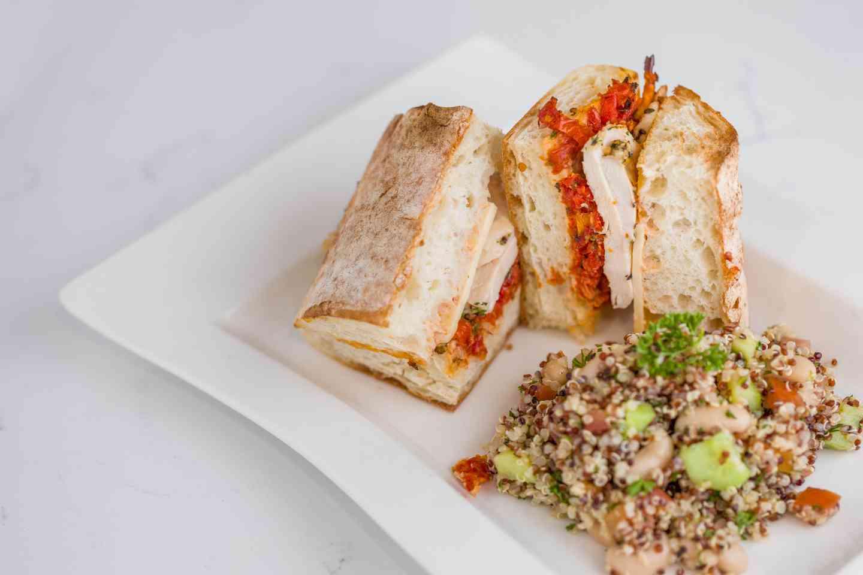 fontina sandwich
