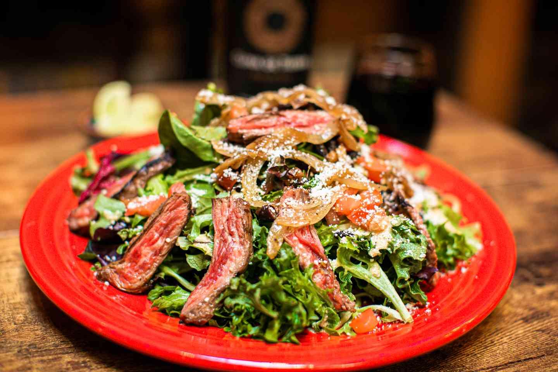 *Carne Asada Salad