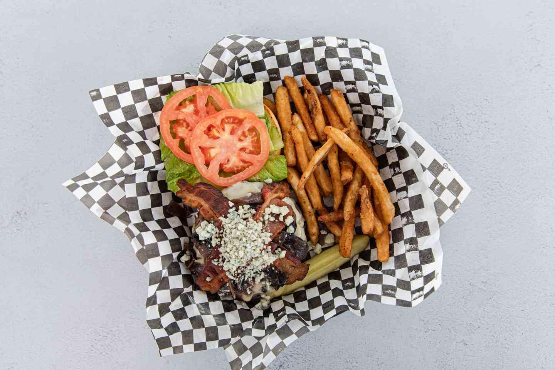 """Steel City Burger"""