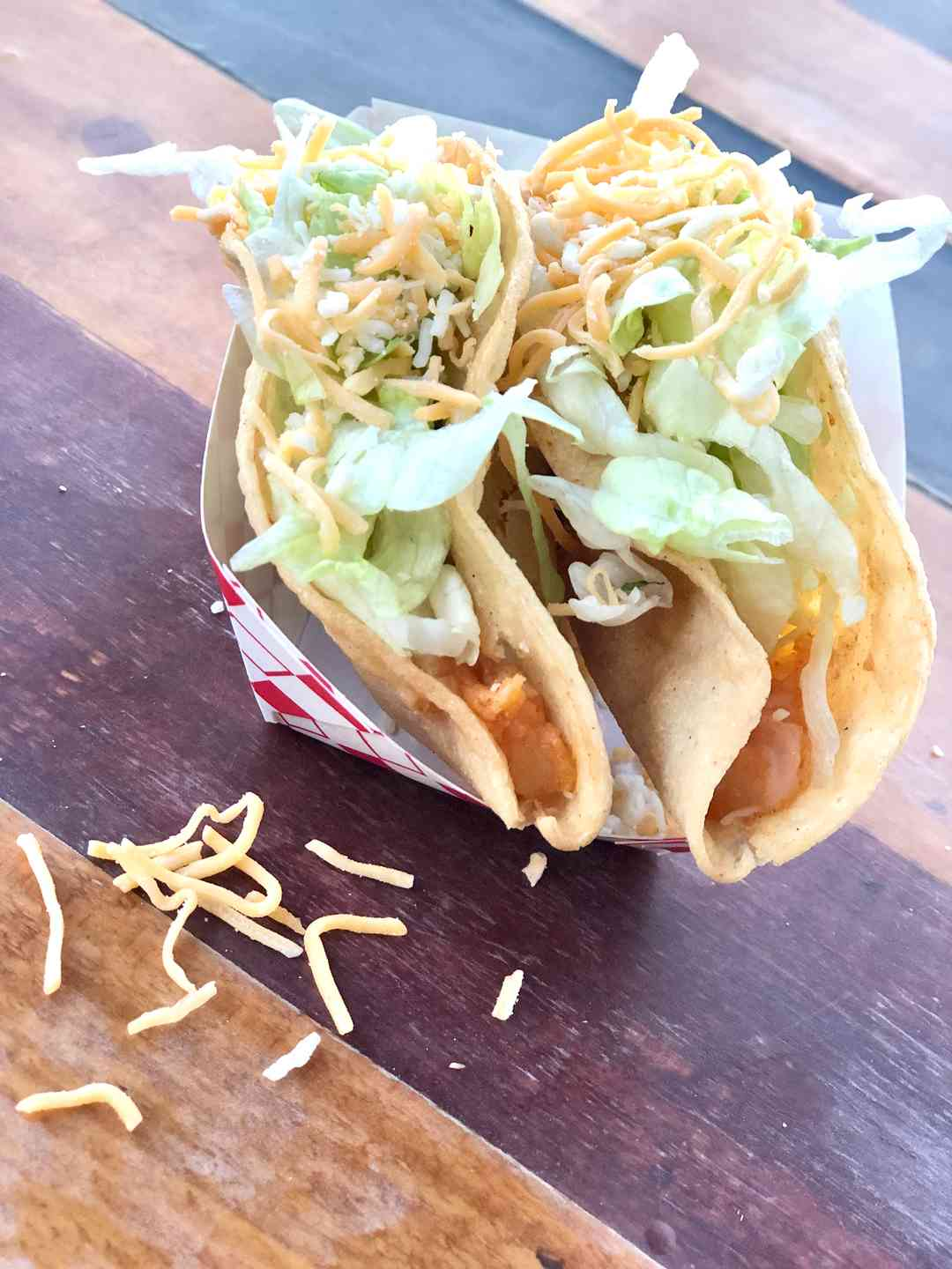 Two Potato Tacos