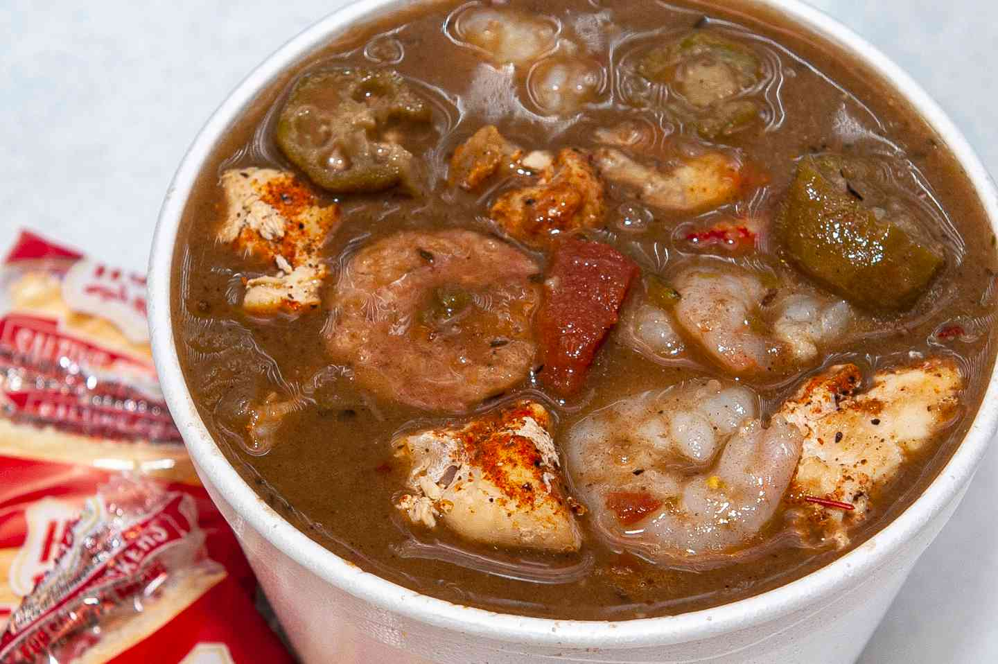 Gumbo (4 Proteins)