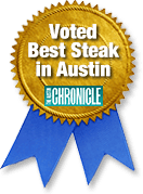 Best Steakhouse in Austin