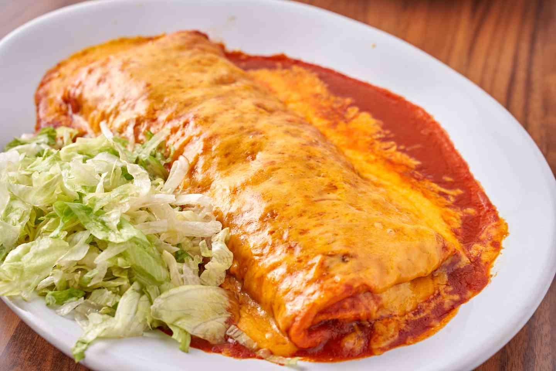 Enchilada Style