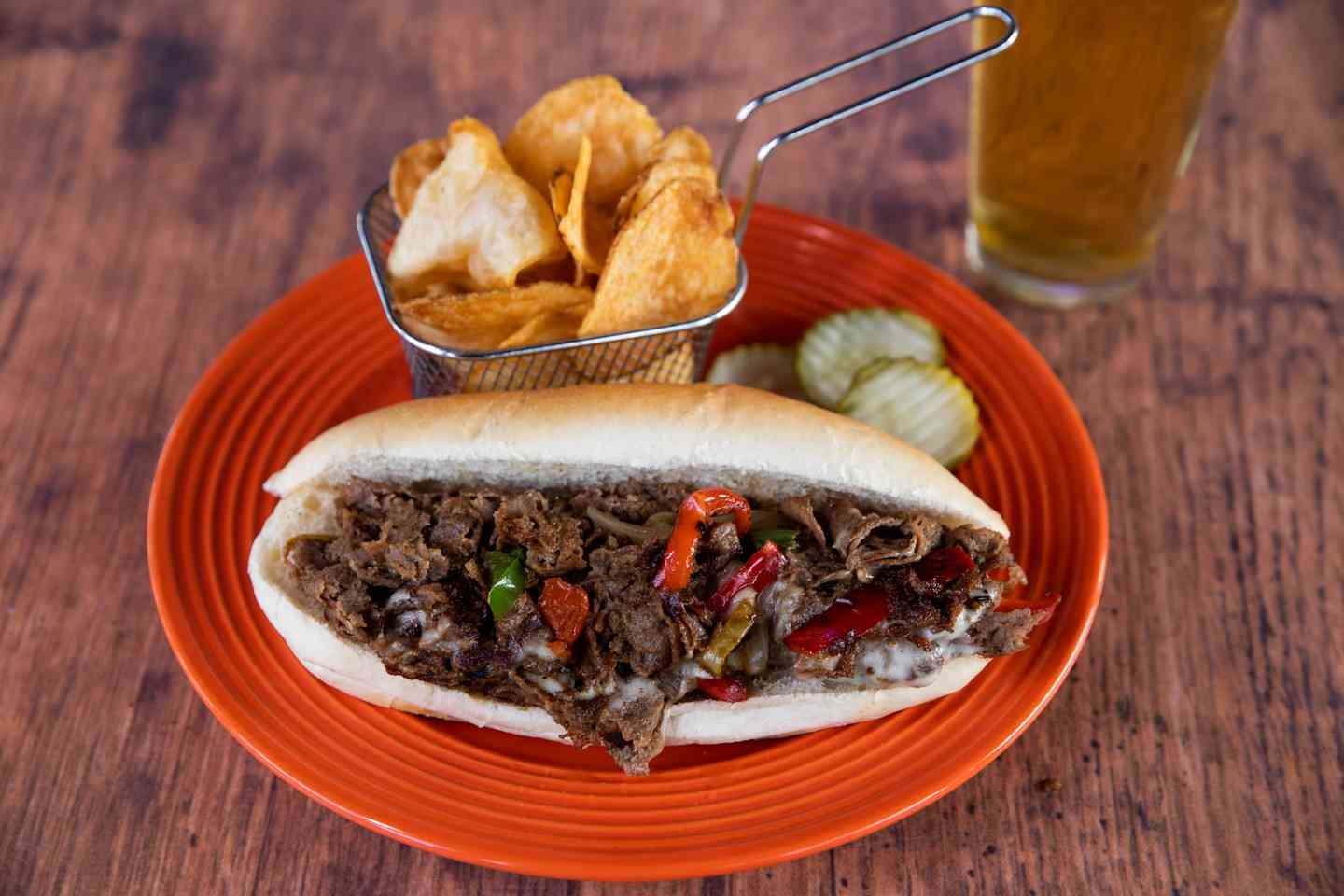 Steak Hoagie