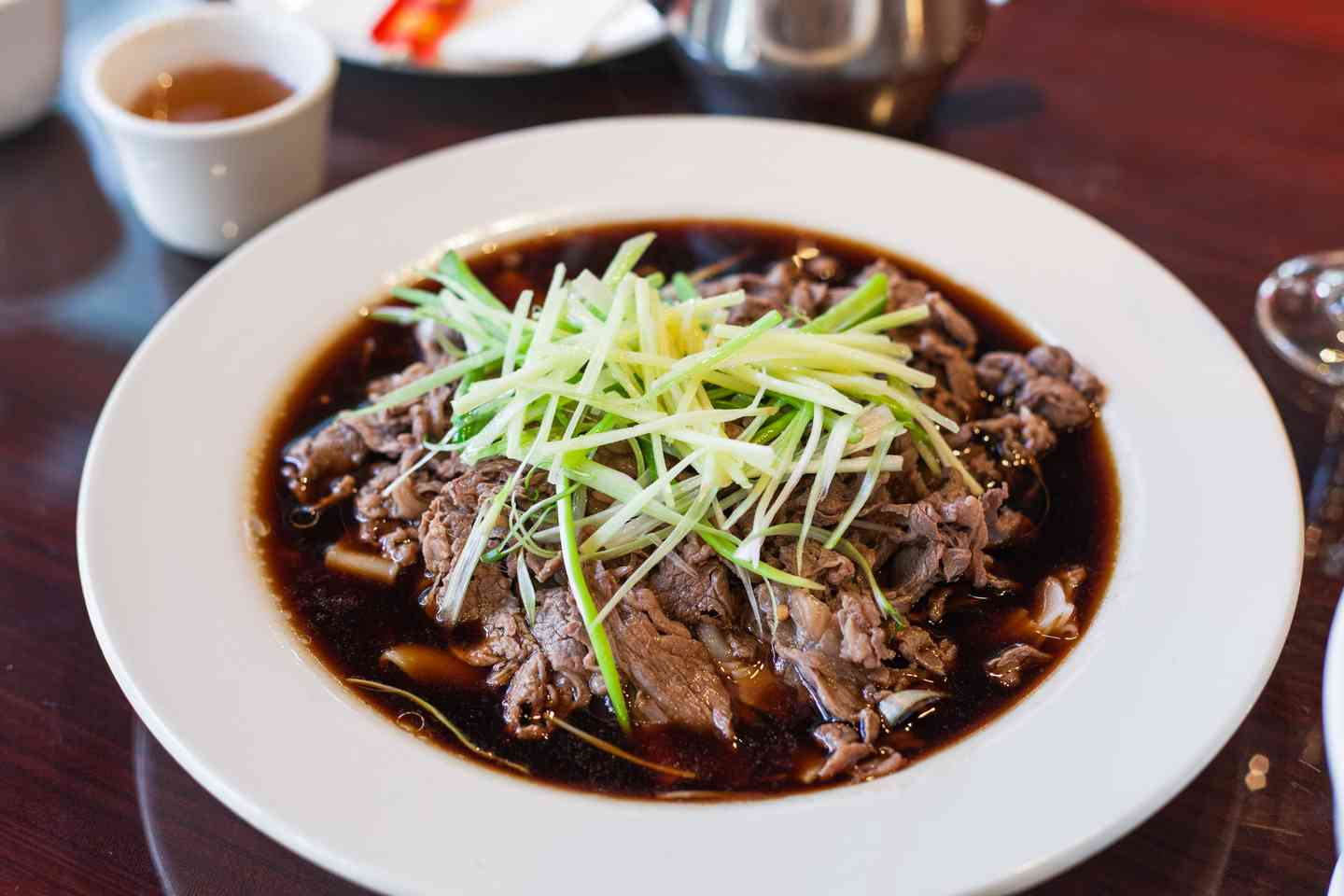 Braised Beef in Supreme Sauce