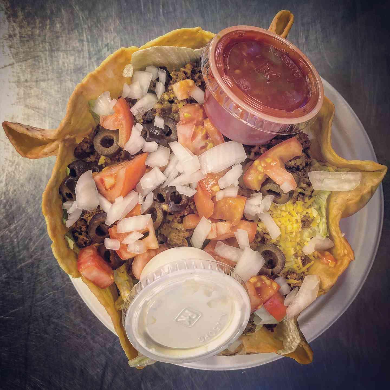 Taco Tortilla Bowl