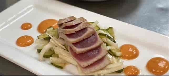 Seared Yellowfin Tuna