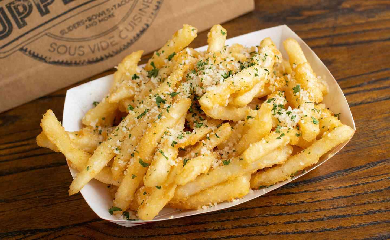 Garlic Parmesan - Full Portion