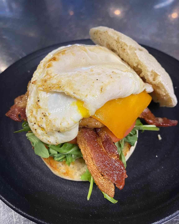 Coughlin's Breakfast Sandwich