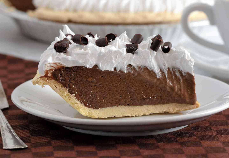 Choc Cream Pie