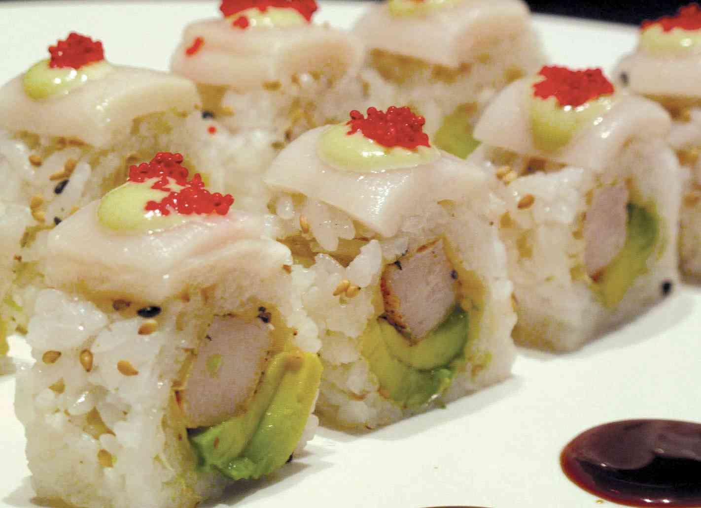 White Tuna Heaven*