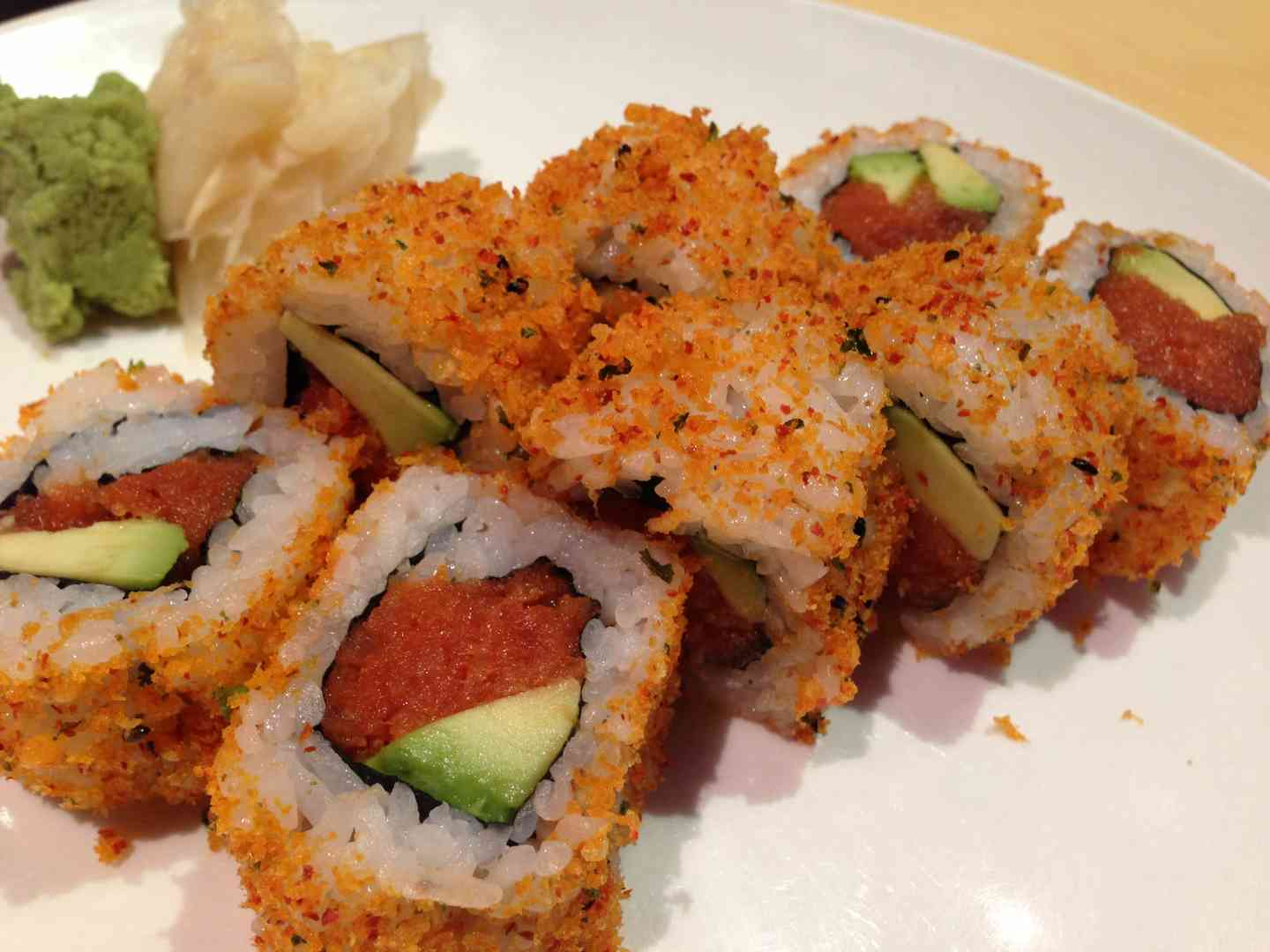 Spicy Tuna 7 Roll*