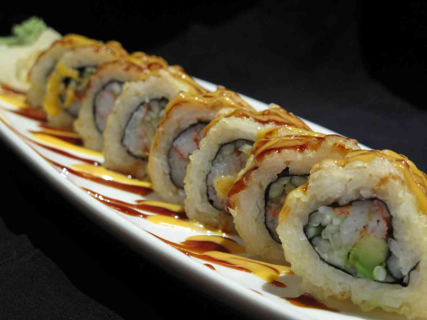 California Crunchy Roll