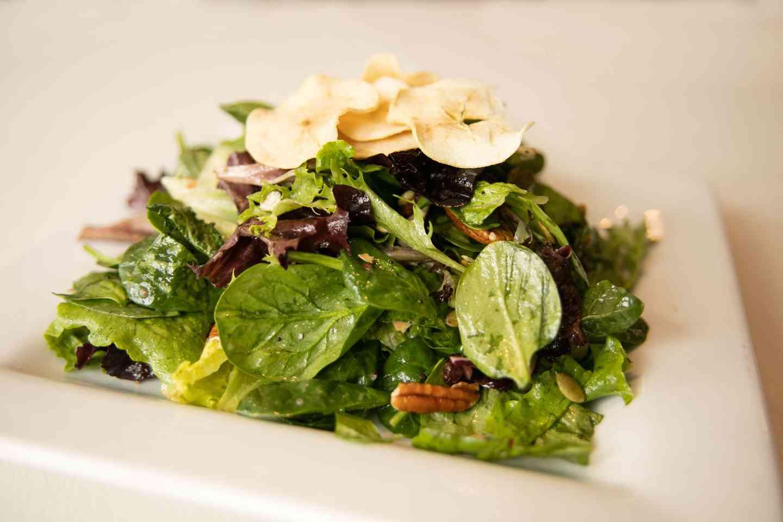 Harvest Apple & Cranberry Salad