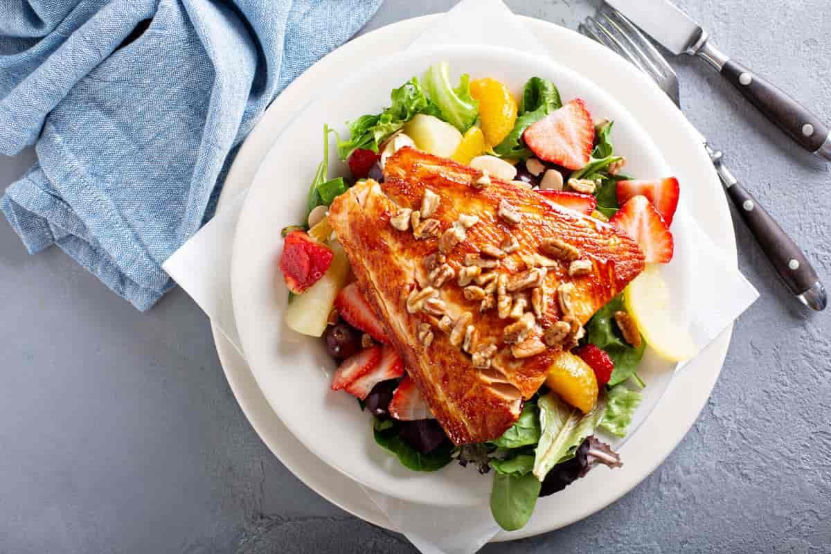 Dragonfly Salad