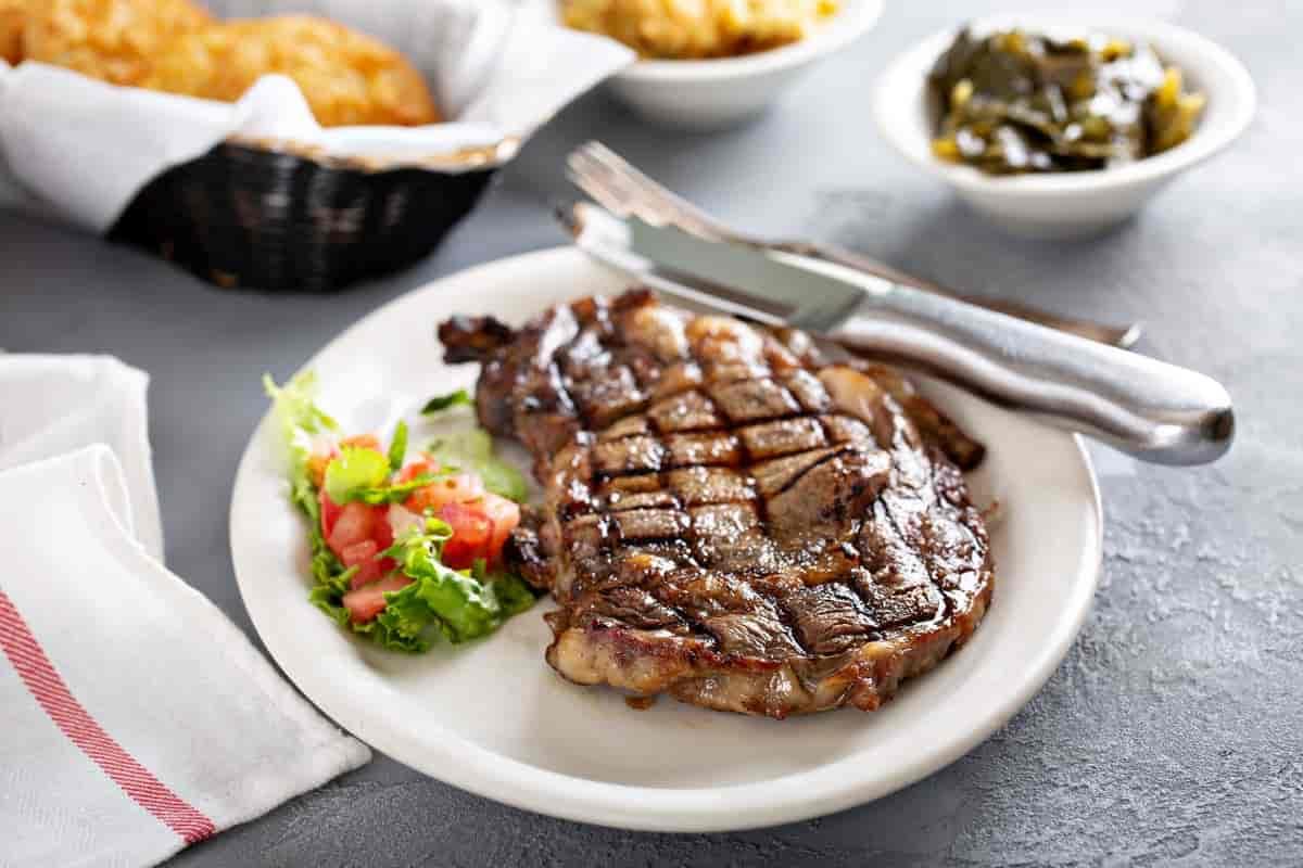 """Delmonico"" Ribeye Steak"